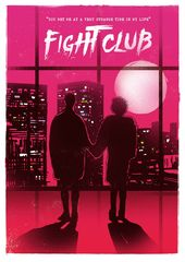 Fight Club Movie Film Poster Print Picture A3 A4