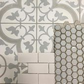 Beautiful Laundry Room Tile Design Ideas