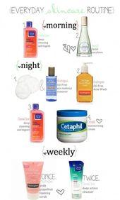 Die natürliche Hautpflege-Routine für Akne – skin
