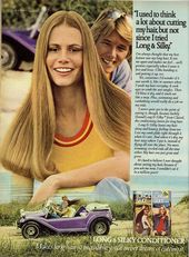 1970's Long And Silky ad.