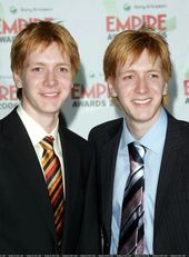 Pin By さとえ On Twins Weasley Weasley Twins Fred And George Weasley Phelps Twins