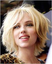 20 erstaunliche kurze und zottige Frisuren #erstau…