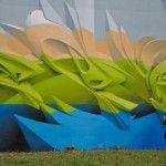 3D Graffiti and Paintings by Peeta   – Art