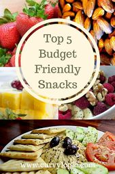 5 günstige Snacks zum Ausprobieren   – *Low Carb – Keto Recipes From Bloggers*