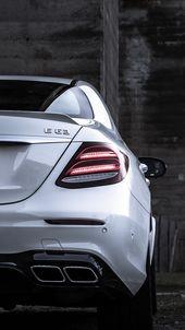 Beim Mercedes-AMG E 63 dreht sich alles ums Detail. 📸 Marcel Hobrath über …   – E-Class