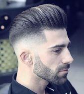 Pompadour Penteado-Top 20 melhores cortes de cabelo para universitários | Coleção Simples E Fácil …   – Men's Hairstyles