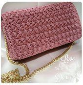 Photo of TUTORIAL bag for crochet – Mod – Crochet bags – TUTORIAL bag for crochet …