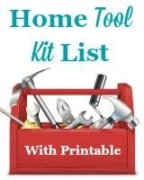 Basic Home Tool Kit List Make Sure You Have The Essentials Home Tool Kits Home Tools Tool Kit
