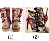 Which shoe is your favorite?⠀ .⠀ .⠀ .⠀ .⠀ #fashionheels #fashionnova #… – Beautiful