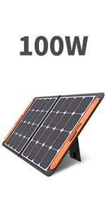 Amazon Com Jackery Portable Power Station Explorer 1000 1002wh Solar Generator Solar Panel Optional With 3x110v 100 In 2020 Solar Panel Charger Solar Panels Solar