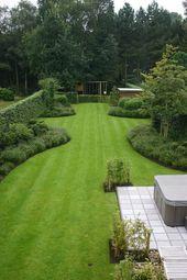 Alles über Hinterhof-Landschaftsbau-Ideen zu einem günstigen Preis, klein, Layout, Terrasse, pflegeleicht, mit Pool,