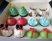 Más de 40 ideas de pasteles de Navidad   – Gingerbread Houses