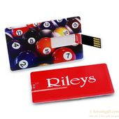 Plastic credit card u disk with logo customization and capacity OEM/ODM