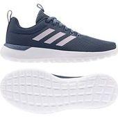 Adidas dames lite racer cln schoen, maat 38 in zilver adidasadidas   – Products