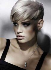 46 schöne super kurze Frisuren Ideen – fashionssories.com