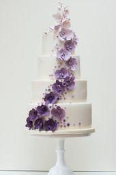 Wedding Magazine – Lookbook: klassische Hochzeitstorten   – r+l wedding