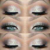 Wie Eye Make-Up Natural Look unter Make-Up für immer auftragen Oman At Natural Eye … – …   – augen make up abend
