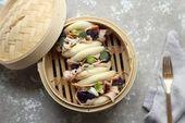 Pan bao, la revolución del bocadillo oriental  – Rico