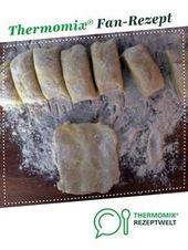 Gefüllte Kartoffeltaschen – Thermomix