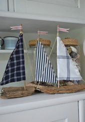 Photo of ▷ 1001+ Creating ideas and inspiration for maritime decoration