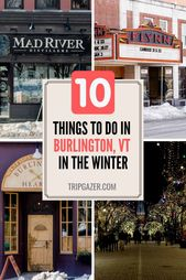 10 Awesome Things To Do In Burlington, VT In The Winter