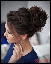 20 liebenswertesten einfache Brötchen Frisuren Mode für feines Haar 20 liebenswertesten einfache Brötchen Frisuren Mode für feines Haar Neue Frisuren 2019 Sparen I ...