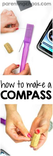 How to Make a Compass 2