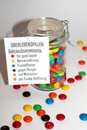 Inspiration Lustige Geschenke Zum 50 Geburtstag Selber Machen Und Die Besten 25