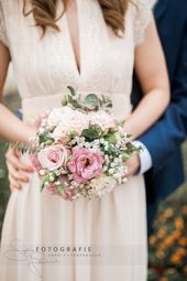 Wedding bouquet, vintage boho wedding – Wedding photos by Sophie