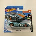 Hot Wheels 2020 Super Treasure Hunt Ford Gt 40 Gulf Short Card
