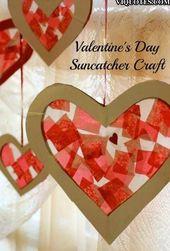 Bastelideen zum Valentinstag Bastelideen zum Valentinstag – Valentinstag … Valentinstag …
