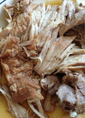 Crockpot Pork Roast or Pulled Pork Sandwiches – The BEST Pork marinade!   – Favorite Recipes