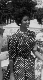 20 Images of African American Vintage Fashion Styles
