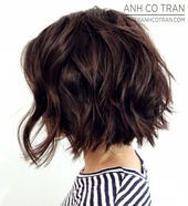 Super Sweet Bob Hairstyles for Short Hair and Medium Hair 2019, #Bob #Hairstyles # for #Hair …