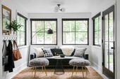 Modernes skandinavisches Bauernhausdesign – Inspiration von der HGTV Urban Oasis 2019