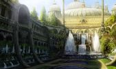 Environment Concept Art and Matte Paintings – FELIX BOTHO HAAS  – Environment Concept Art and Matte Paintings