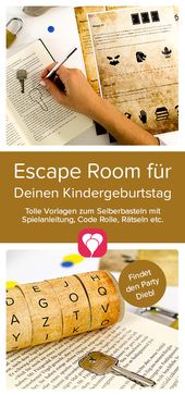 Einfache & kreative Ideen rund um den Kindergeburtstag – balloonas Blog