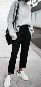 Fall | Trousers         |          Luvtolook | Virtual Styling – Stricken ist so… – Stricken ideen