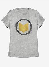 Marvel Avengers: Endgame Hawkeye Spray Logo Womens T-Shirt – Boxlunch