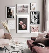 Inspiration für deine Bilderwand – Posterstore.de