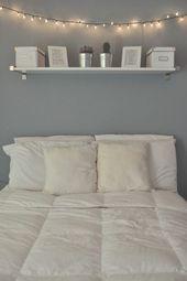 Schlafzimmer in Grau – 88 Schlafzimmer mit deutl…
