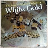 The Love Unlimited Orchestra White Gold 1974 Sealed With