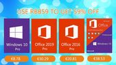 Windows 10 Pro at € 8.78 and Office 2019 Pro at € 30.29 Still Cheap on the MMORC Webshop – Racunalo.com