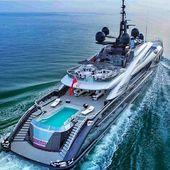 The luxury yacht life #theluxurylife