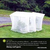 MEKKAPRO Ultra Large Moskitonetz mit Tragetasche, Large 2 Openings Netting Curtains | Camping…   – Camping & Hiking