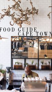 Food Guide Kapstadt – Where to eat?