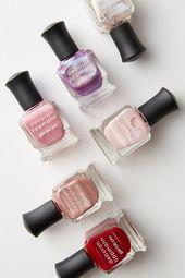 Deborah Lippmann Gel Lab Pro Nail Polish by in Pink Size: All, Makeup at Anthropologie