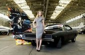 25 Photos of Hot Girls With Classic Cars1969 Chevrolet Camaro SS