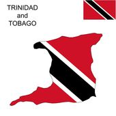 Trinidad And Tobago Flag Map Tobago Flag Trinidad And Tobago Flag Trinidad And Tobago