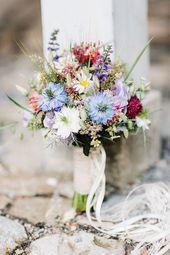 Freisinnige Boho-Hippie Hochzeit von David & Kathrin Fotografie und Film   – Hochzeit